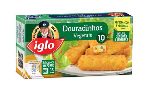 10 Douradinhos de Vegetais