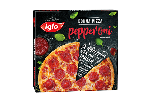 donna pizza pepperoni