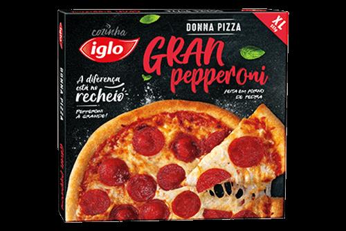 dona pizza gran pepperoni