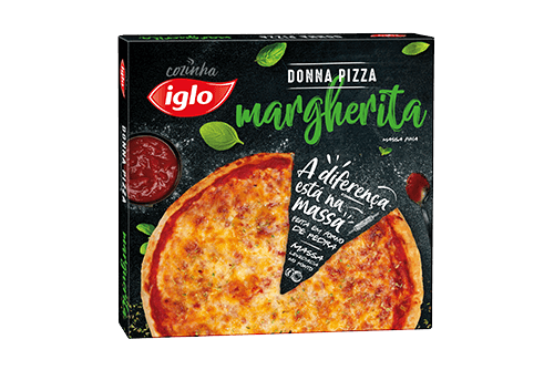donna pizza margherita