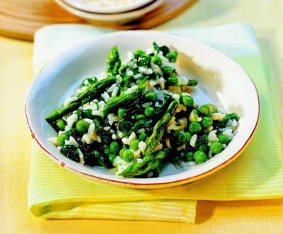 risotto verde