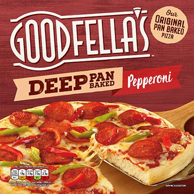 Goodfella's Pepperoni Deep Pan Pizza
