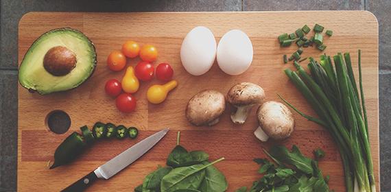 ernährungsphysiologisch ausgewogene mahlzeiten