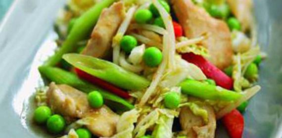 Healthy chicken meals