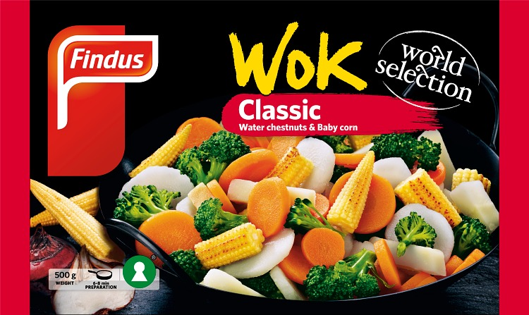 Wok Classic wokkivihannekset