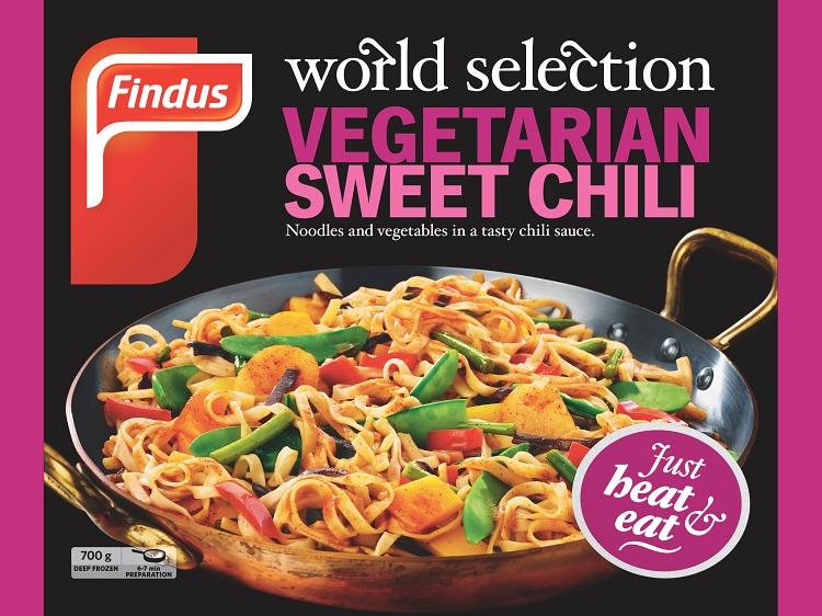 world selection vegetarian sweet chili