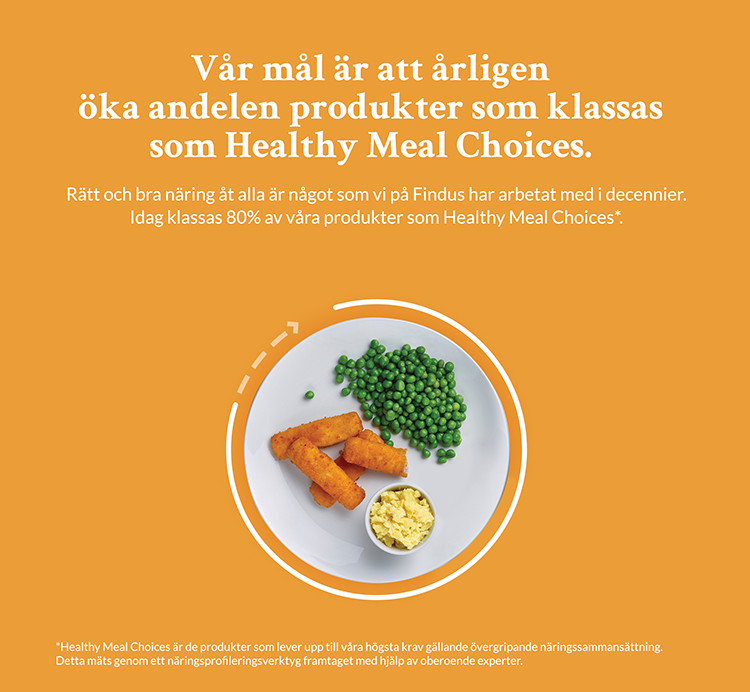 Healthy meal choices, balanced diet