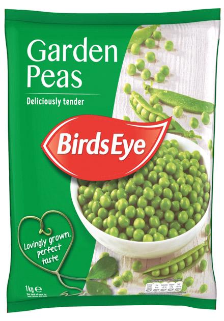 Garden Peas 1kg