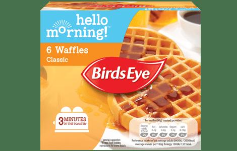 new classic waffles