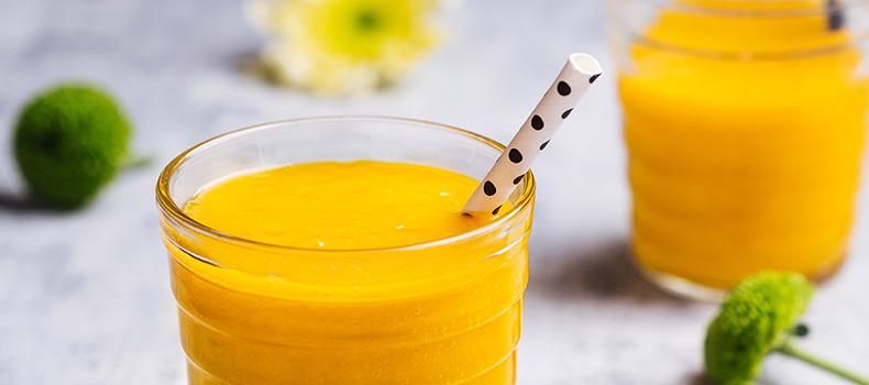 Smoothiet mango