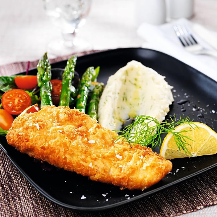 Fish'n Chips Gourmetfilé, 125 g, MSC-märkt