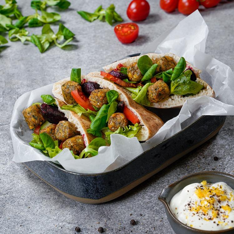Green Cuisine Mini Falafel 5 g