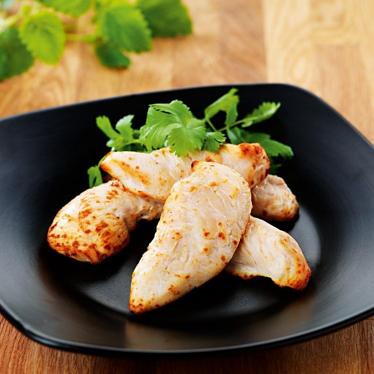 Kycklinginnerfilé, stekt