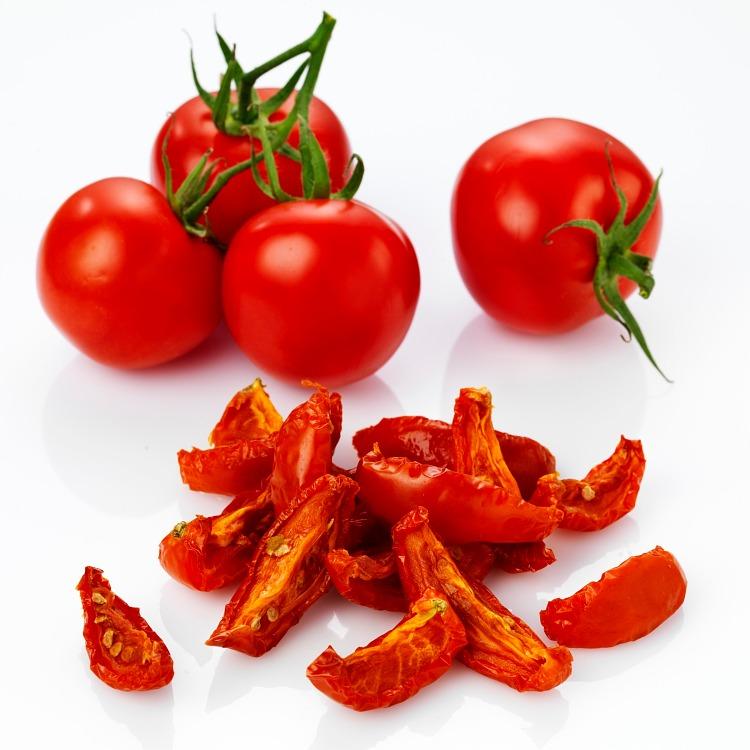 Tomater, semitorkade