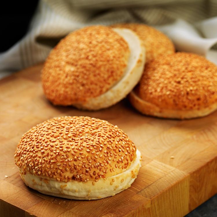 Hamburgerbröd, glutenfritt