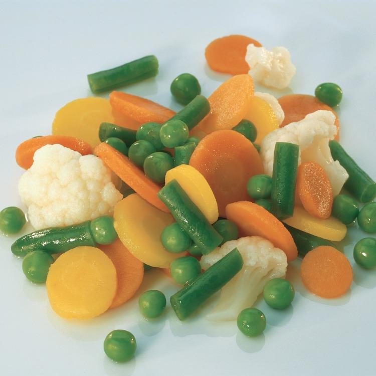 Sommargrönsaker