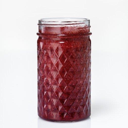 Smoothie - Jordgubb med grönpeppar