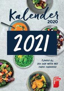 Matplaneringskalender 2021