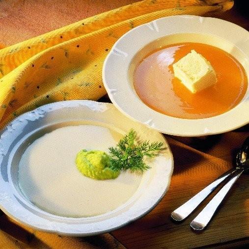 Fisksoppa med ansjovis