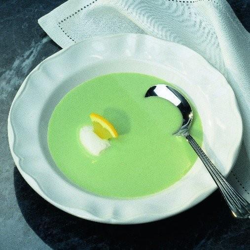 Grundrecept varm soppa med sopp- och såsbas, berikad