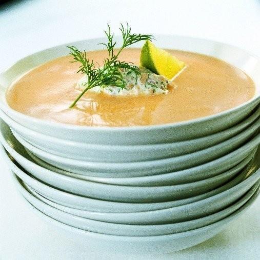 Hot fisksoppa
