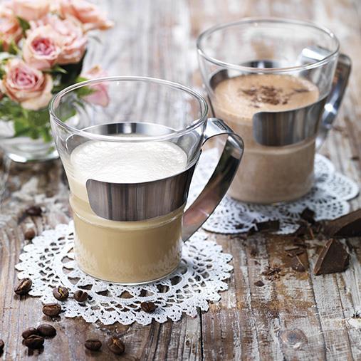 Café au lait eller Coko au lait