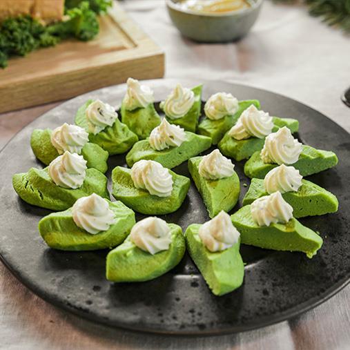 Broccolitimbal med ädelost