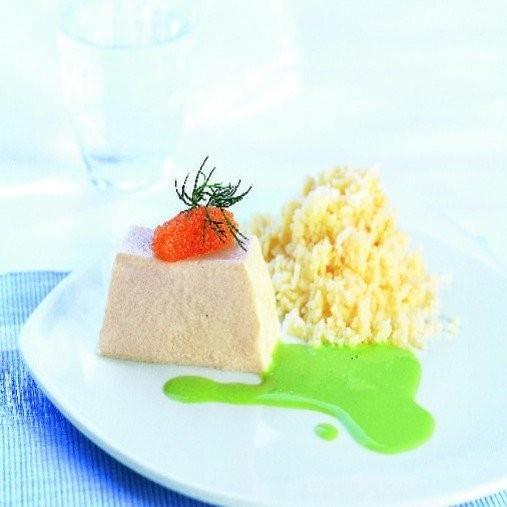 Grundrecept fisktimbal med omelett- och timbalbas