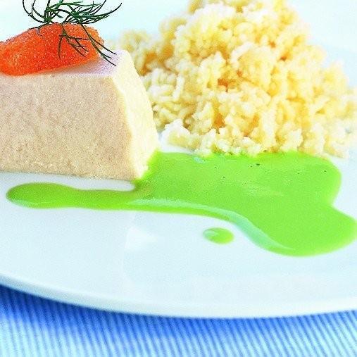 Grön sparrissås